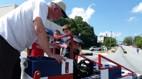 Squirrel Box Derby 2016 at White Squirrel Festival, Heart of Brevard - Transylvania County Schools