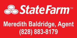 State Farm Meredith Baldridge, Sponsor - Squirrel Box Derby 2017